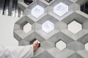 دو کاربرد پرینت سه بعدی بتن